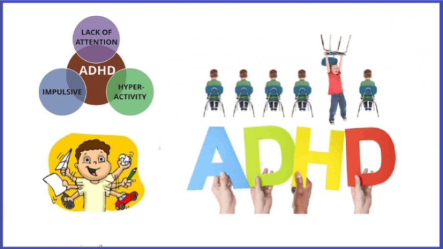 About ADHD – Symptoms, Causes and Treatment Options